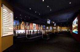 精美的画廊设计装修图欣赏
