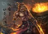 中国古风-人物原画