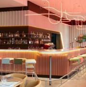 主题酒店酒吧墙面装饰图片设计欣赏