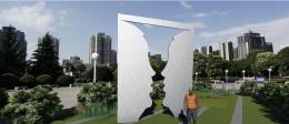 国外文化广场设计效果图欣赏