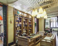 古色古香的茶馆装修设计图片欣赏