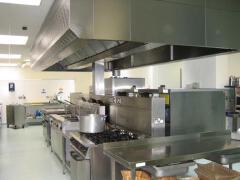 十分实用的商用厨房设计装修图片欣赏