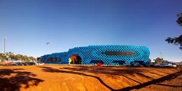 澳大利亚Wanangkura体育馆设计