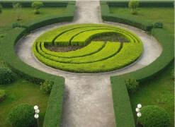 花坛如何设计 花坛设计图欣赏