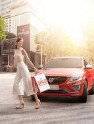 沃尔沃汽车创意广告,精选私家车广告