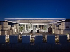 naf architect & design:广岛玻璃住宅设计