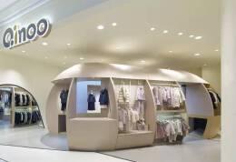 设计丨Qimoo童装专卖店
