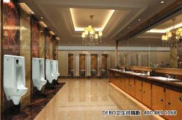 公共卫生间装修效果图 公共洗手间设计图片