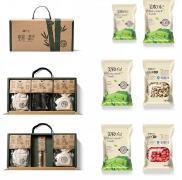 五谷杂粮彩盒设计包装盒设计欣赏