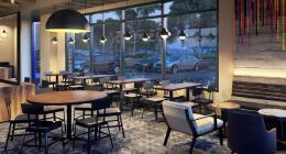 国外混搭餐厅店室内设计欣赏