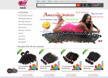 英文版国际网站http://www.trulyhair.com