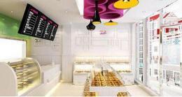 创意蛋糕店设计的装修风格类型