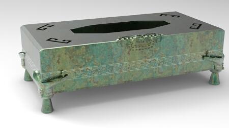 酒店用品设计风水摆件设计工艺品设计产品外观设计