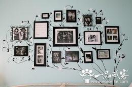 创意特别的照片墙设计攻略,照片墙设计10问10答