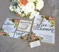 婚礼喜帖设计怎么做得有创意?30款与众不同的喜帖设计案例欣赏