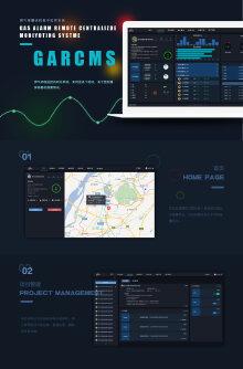 燃气报警远程监控系统