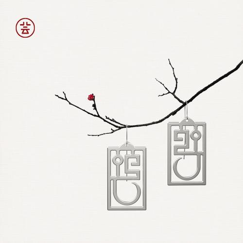 风雨梨花,巧小窗花。 - Oriental 3D打印首饰
