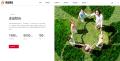 阳光焦化PC端网页建设作品图  链接