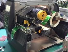 标签打印机打印控制程序