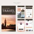 旅游类app