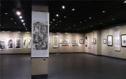 书画展厅设计方案