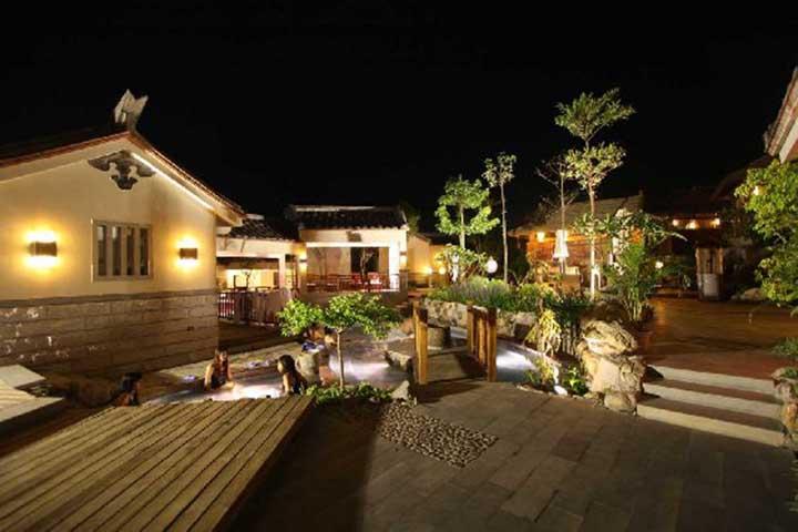 温泉度假酒店规划设计