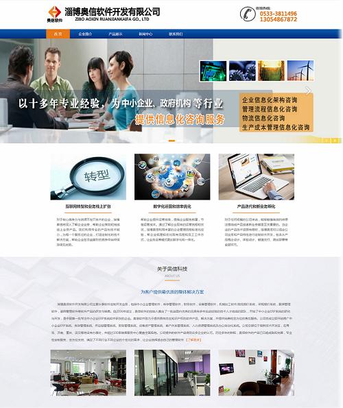 软件公司官网