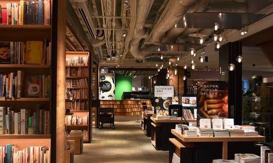 书店门头设计