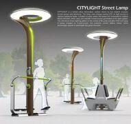 公共路灯设计