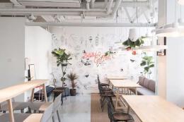 饮品店空间设计