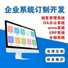 企业系统定制开发/销售管理系统/OA办公系统/ERP系统/分销系统/wms系统