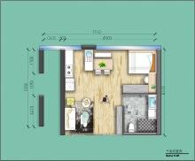 威客服务:[136573] 空间平面方案设计
