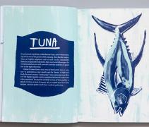 餐饮菜谱画册设计