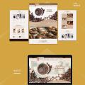 【网站定制开发】 咖啡网站|咖啡订购|定制网站