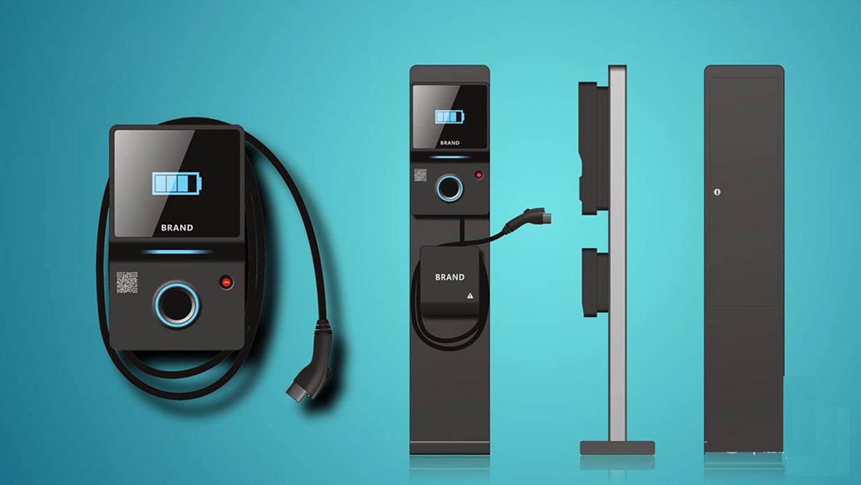 室内充电桩设计与户外充电桩设计的外壳防护要求