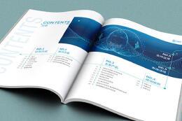 企业画册设计的几个小技巧