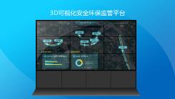 3D可视化安全环保监管平台
