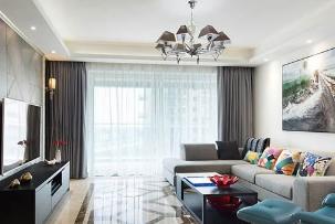 现代风格客厅应该怎么装修?如何轻松打造简约现代风格的客厅