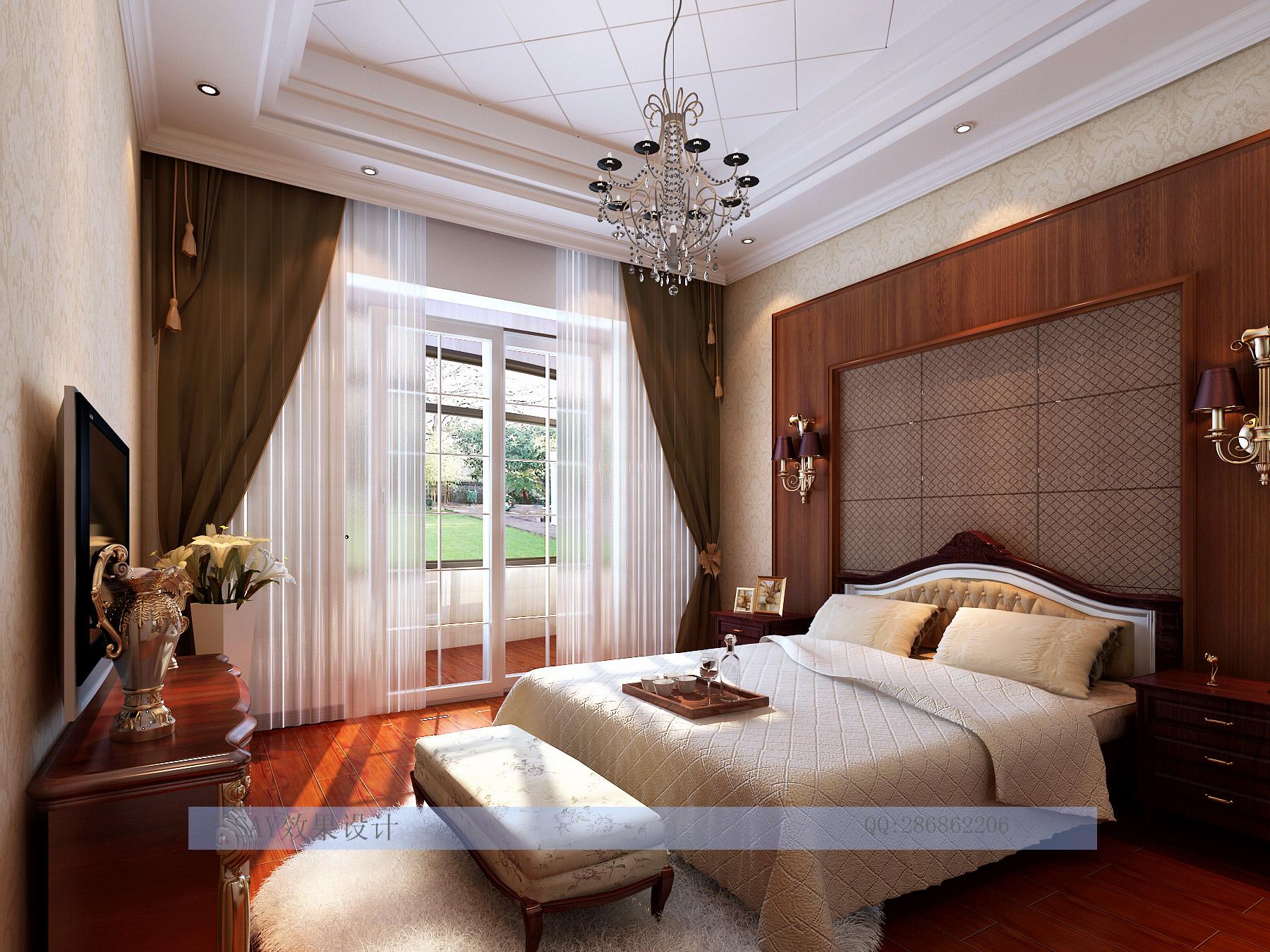 卧房设计1