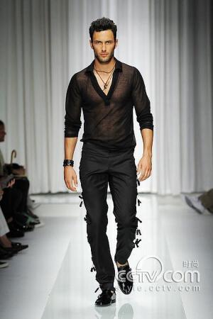 国外男装设计参考